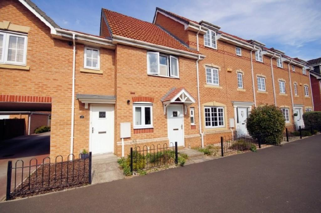 2 Bedrooms Town House for sale in Tiber Road, North Hykeham, Lincoln