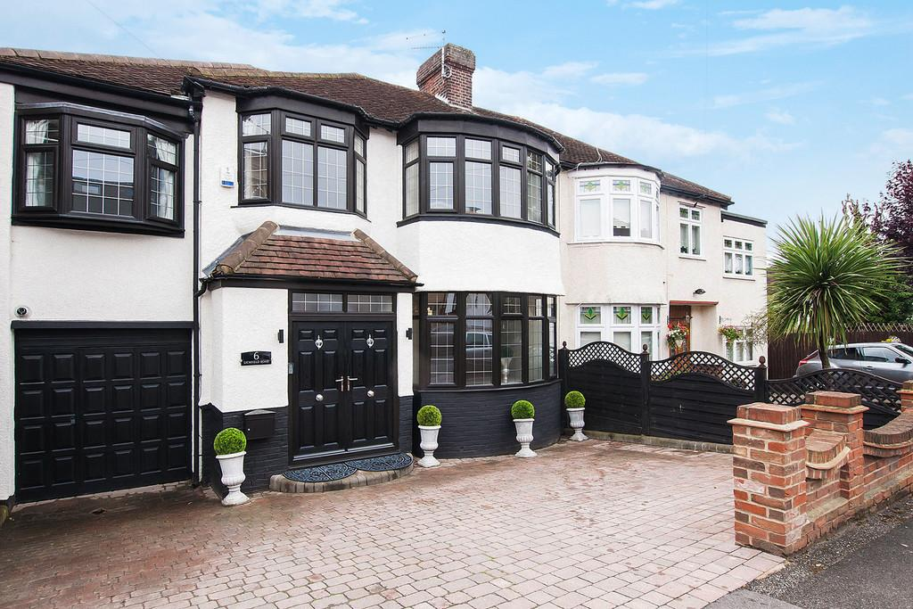 4 Bedrooms Semi Detached House for sale in Lichfield Road, Woodford Green