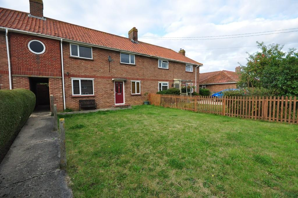 3 Bedrooms Terraced House for sale in Ransome Avenue, Scole