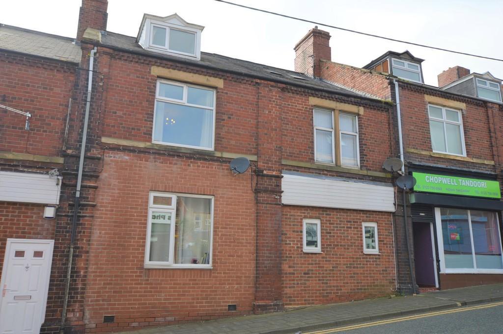 2 Bedrooms Maisonette Flat for sale in Derwent Street, Chopwell