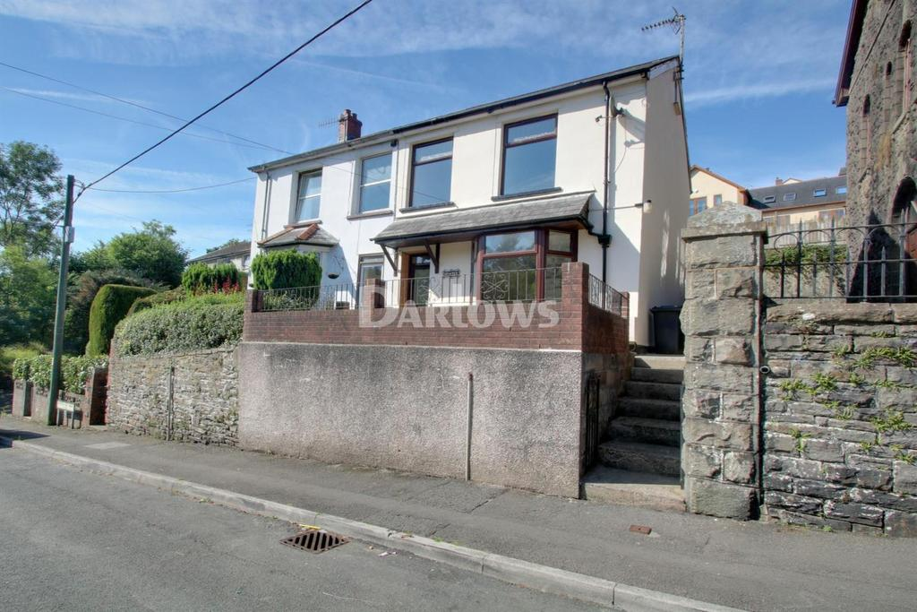 4 Bedrooms Semi Detached House for sale in Panteg Cottage, Ynysybwl
