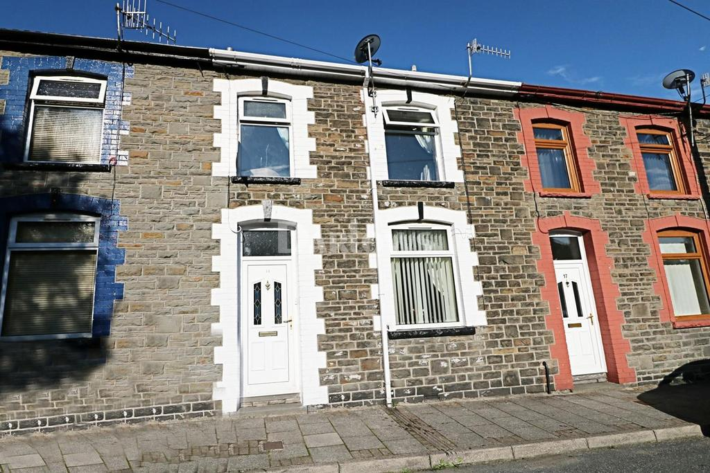 3 Bedrooms Terraced House for sale in Standard View, Ynyshir