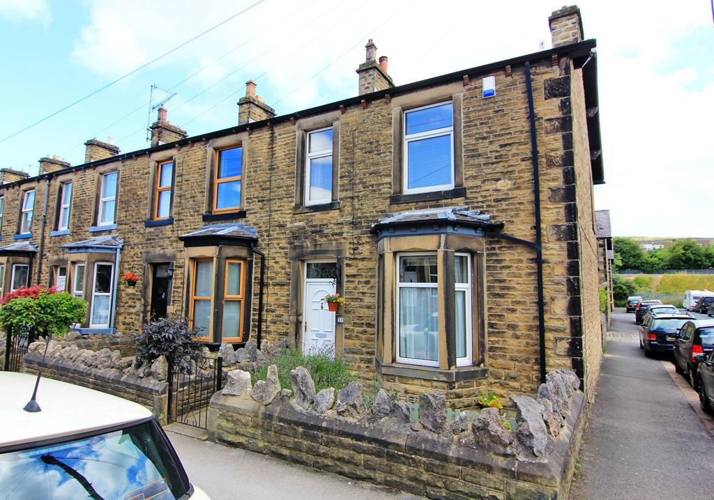 3 Bedrooms End Of Terrace House for sale in 14 Brougham Street , Skipton,