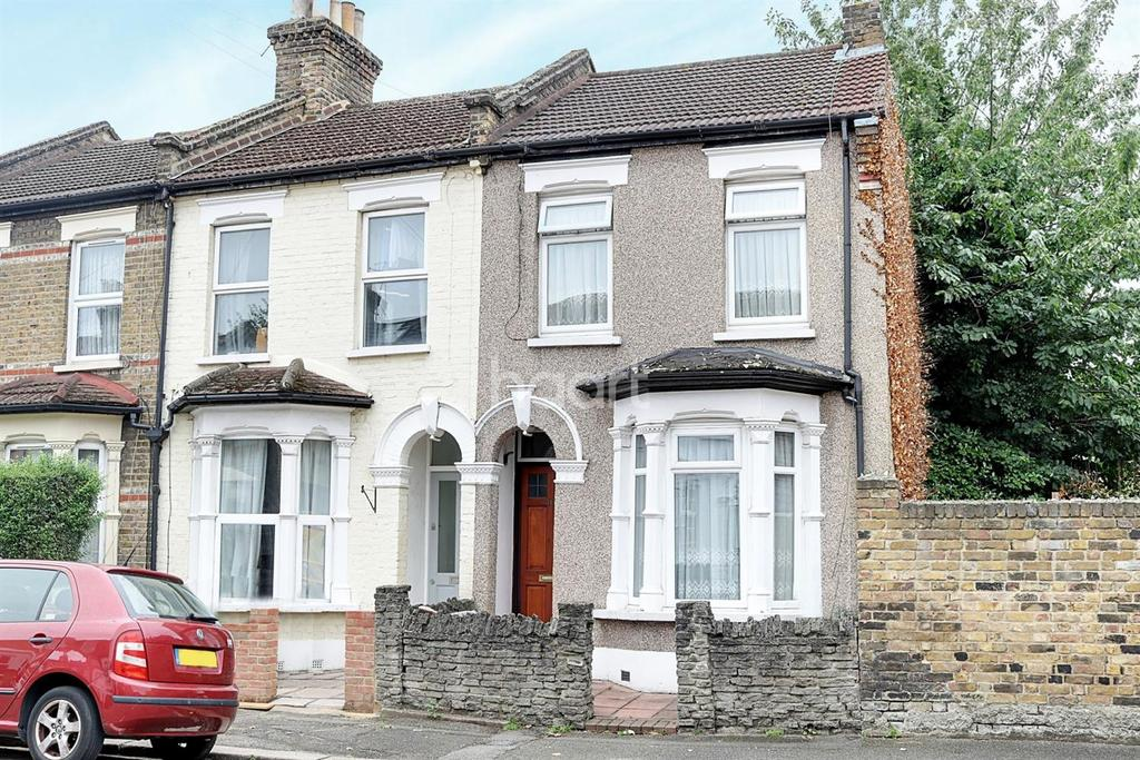 3 Bedrooms End Of Terrace House for sale in Kingsdown Road, Leytonstone