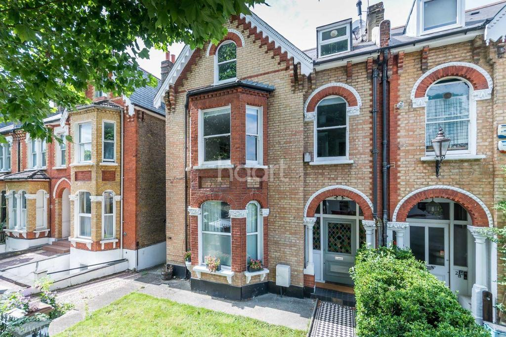 2 Bedrooms Flat for sale in Marmora Road,London,East Dulwich,SE22