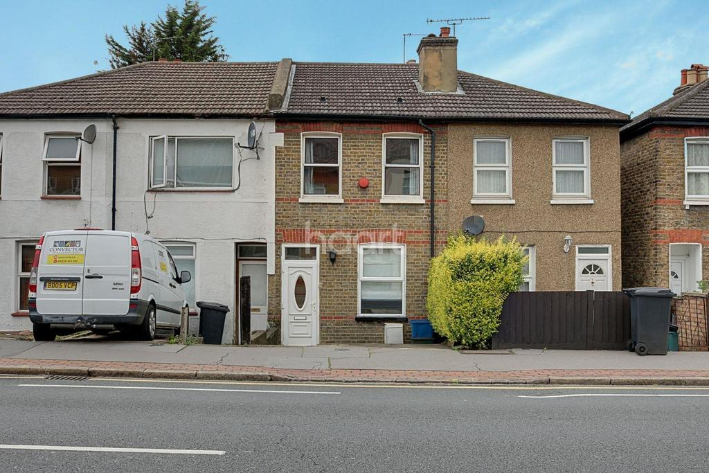 2 Bedrooms Terraced House for sale in Whitehorse Road, Croydon, CR0