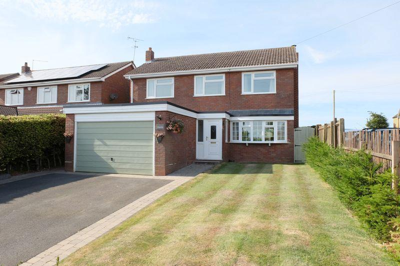 4 Bedrooms Detached House for sale in Rock Cross, Kidderminster DY14 9SD