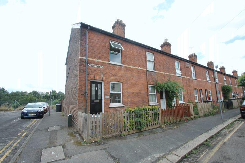 2 Bedrooms Terraced House for sale in Nelson Avenue, Tonbridge
