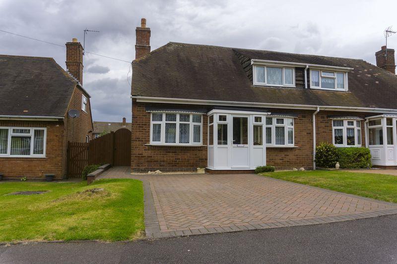2 Bedrooms Semi Detached House for sale in High Ridge, Aldridge, Walsall