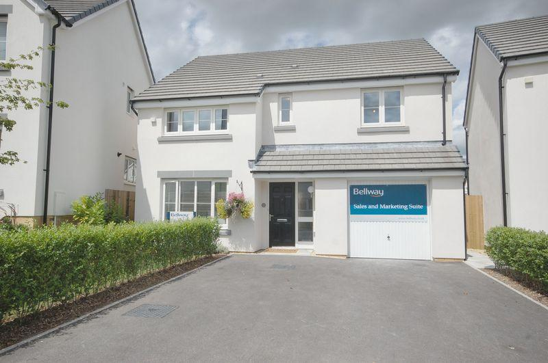 4 Bedrooms Detached House for sale in The Wingrove, Badgers Brook Rise, Ystradowen, Nr. Cowbridge, Vale of Glamorgan, CF71 7TX