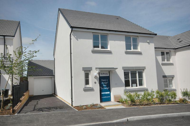 4 Bedrooms Detached House for sale in The Woodcote, Badgers Brook Rise, Ystradowen, Nr. Cowbridge, Vale of Glamorgan, CF71 7TX