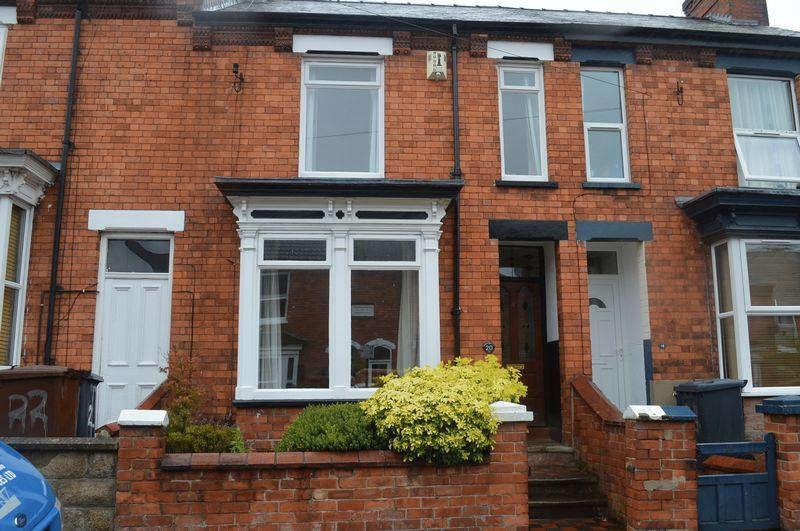 3 Bedrooms Town House for sale in May Crescent, Lincoln