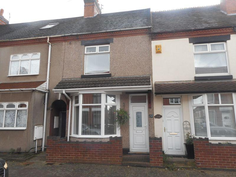 3 Bedrooms Terraced House for sale in Stanley Road, Nuneaton