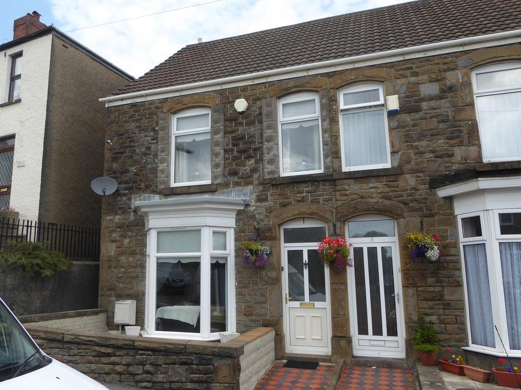 4 Bedrooms Terraced House for sale in Crown Street, Morriston, Swansea, SA6