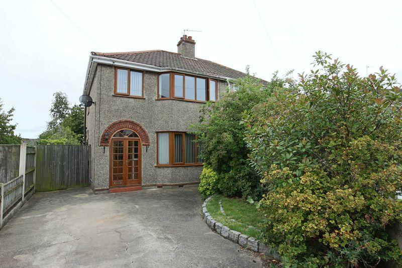 3 Bedrooms Semi Detached House for sale in Monckton Avenue, Lowestoft
