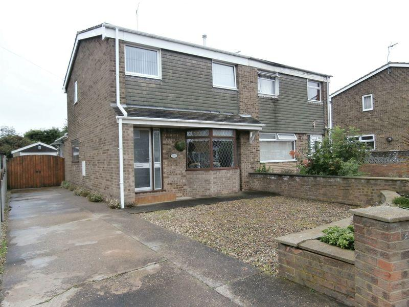 3 Bedrooms Semi Detached House for sale in Fleet Garth, Hedon