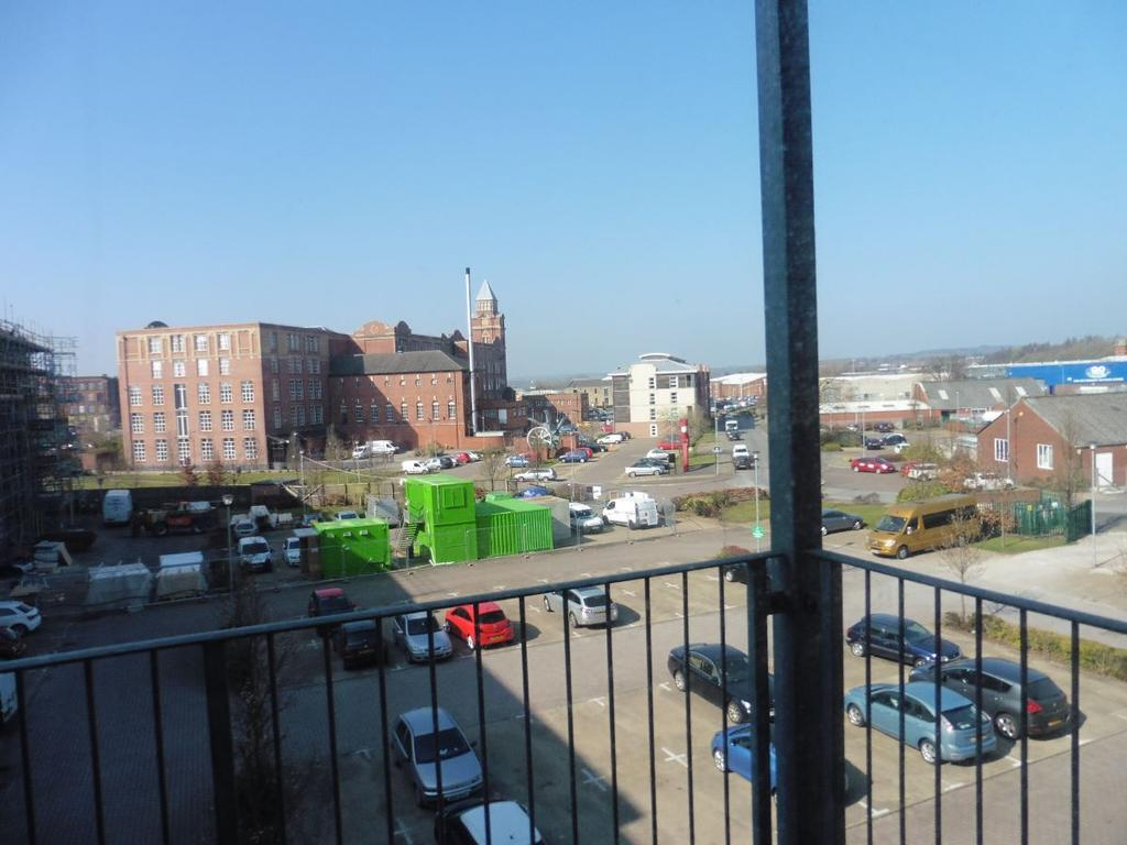 2 Bedrooms Apartment Flat for sale in Wharfside,Heritage Way,Wigan,WN3 4AT