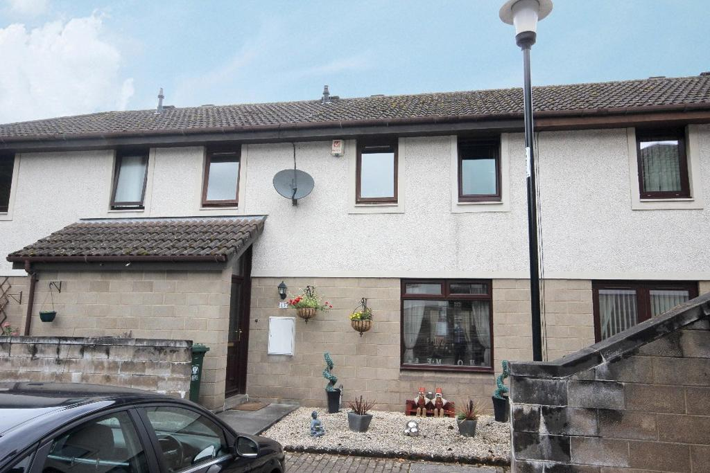 3 Bedrooms Terraced House for sale in Sandeman Court, Perth, Perthshire, PH1 2RB