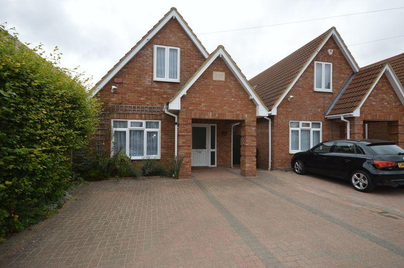 3 Bedrooms Detached House for sale in Gooseberry Hill, Luton