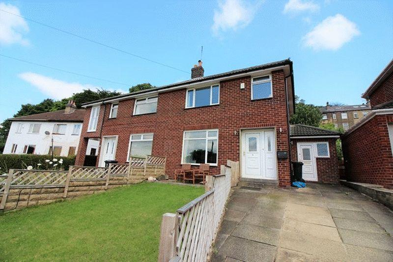 3 Bedrooms Semi Detached House for sale in Whitegate Drive, Halifax