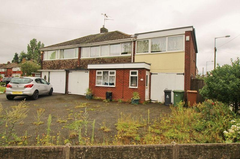 5 Bedrooms Semi Detached House for sale in Dovedale Avenue, Willenhall