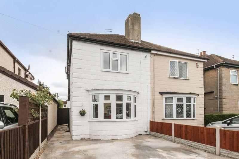 2 Bedrooms Semi Detached House for sale in Frederick Avenue, Derby