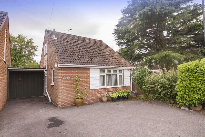 2 Bedrooms Detached Bungalow for sale in ROWLEY GARDENS, LITTLEOVER