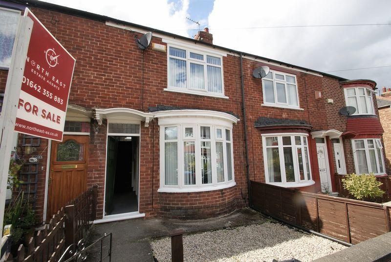 2 Bedrooms Terraced House for sale in Studley Road, Middlesbrough