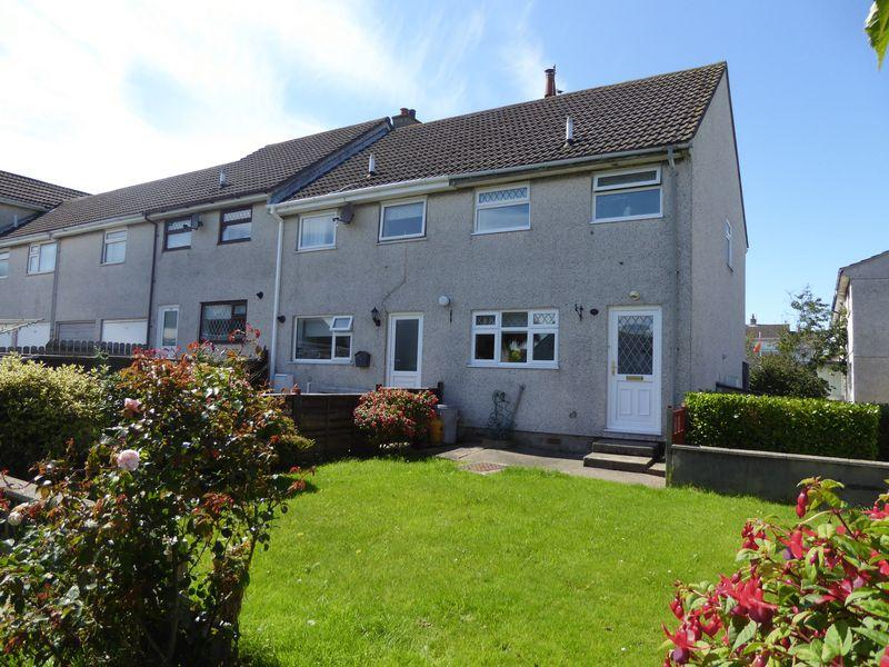 3 Bedrooms Terraced House for sale in 14 Ballahane Close, Port Erin