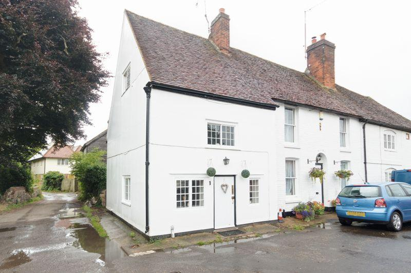 2 Bedrooms End Of Terrace House for sale in Fordwich