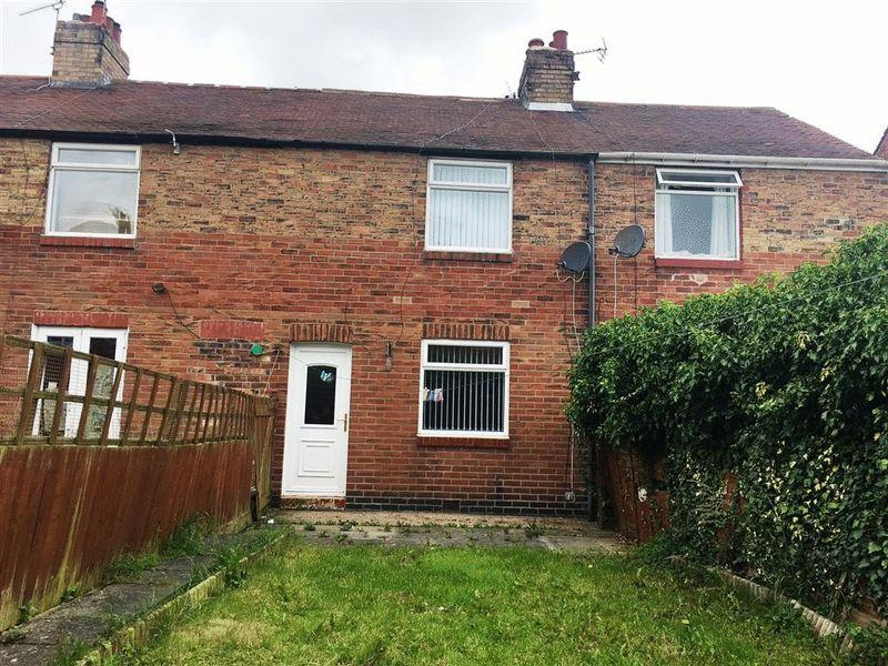 2 Bedrooms Terraced House for sale in Queens Gardens, Annitsford