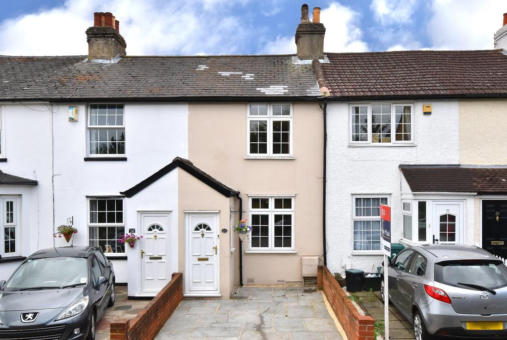 2 Bedrooms Terraced House for sale in Wellbrook Road
