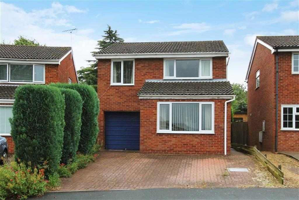 4 Bedrooms Detached House for sale in Ross On Wye