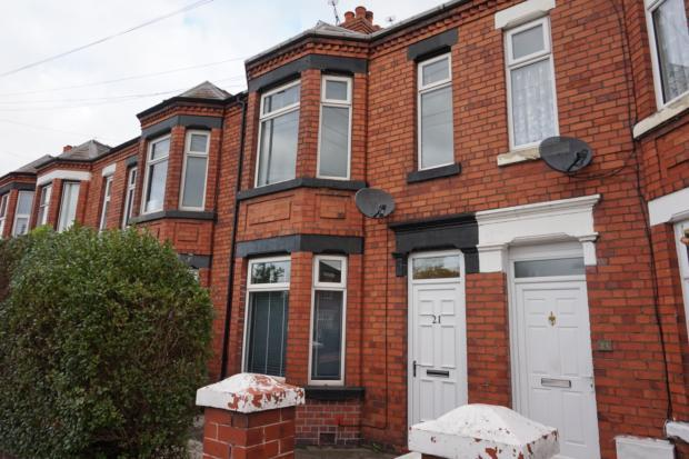 4 Bedrooms Terraced House for rent in Residential 21 Hungerford Road, Crewe, CW1 5EQ