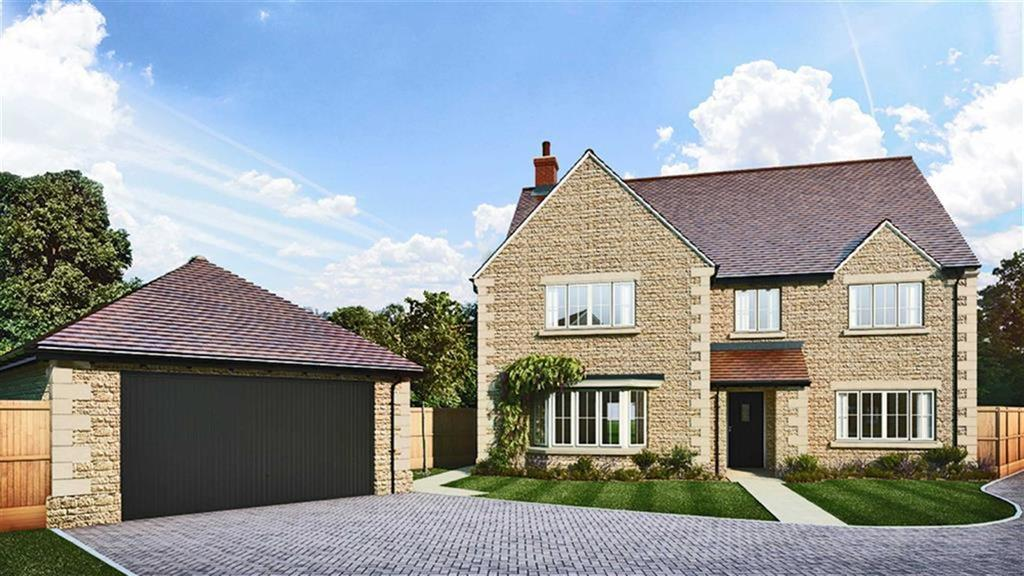5 Bedrooms Detached House for sale in Willow Bank Road, Alderton, Tewkesbury, GL20
