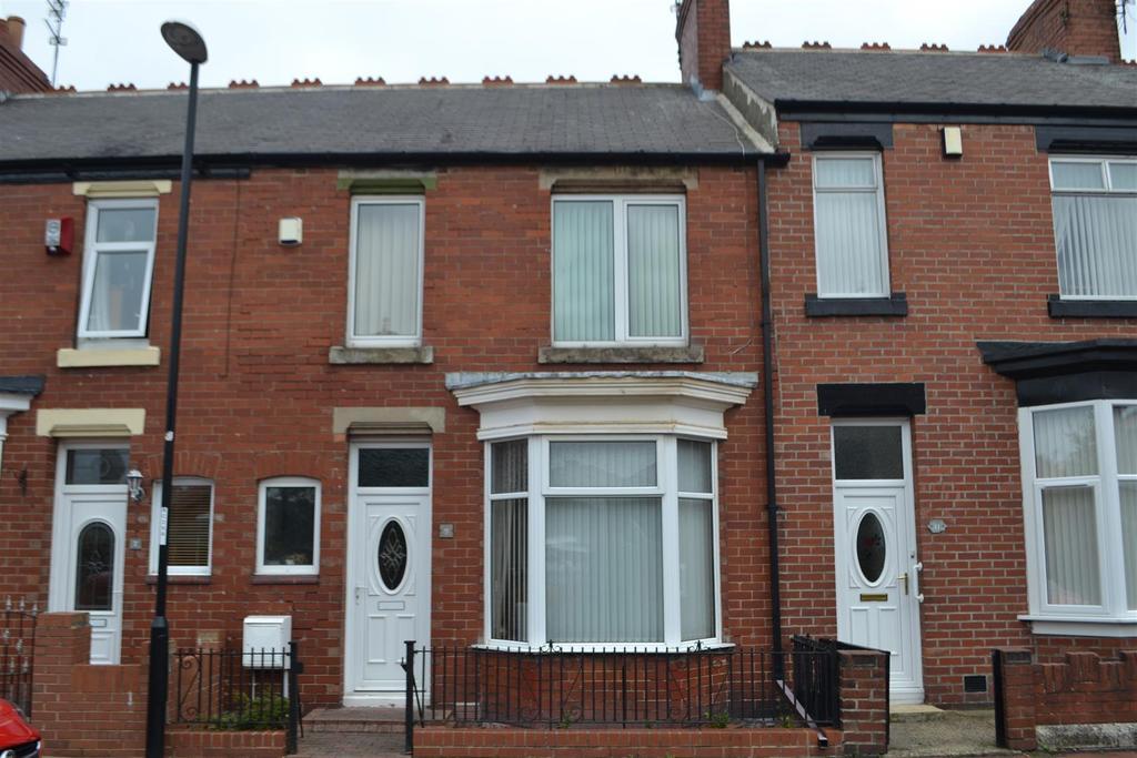 3 Bedrooms Terraced House for sale in Christal Terrace, Sunderland