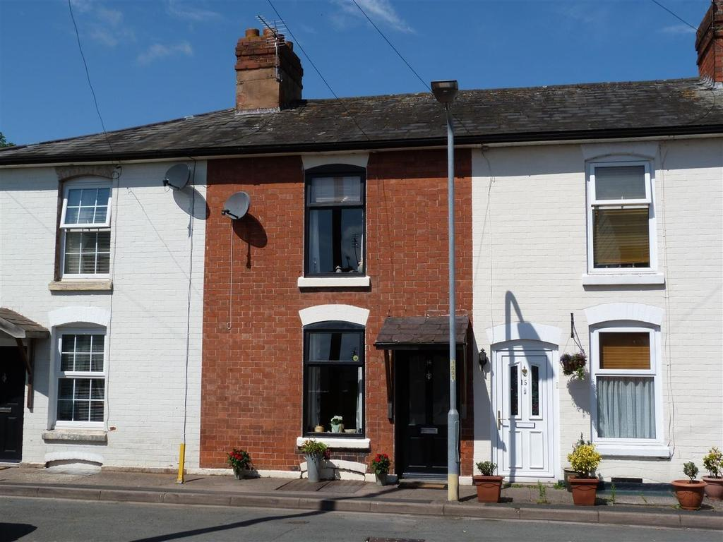 2 Bedrooms House for sale in Guildford Street, Whitecross, Hereford, HR4