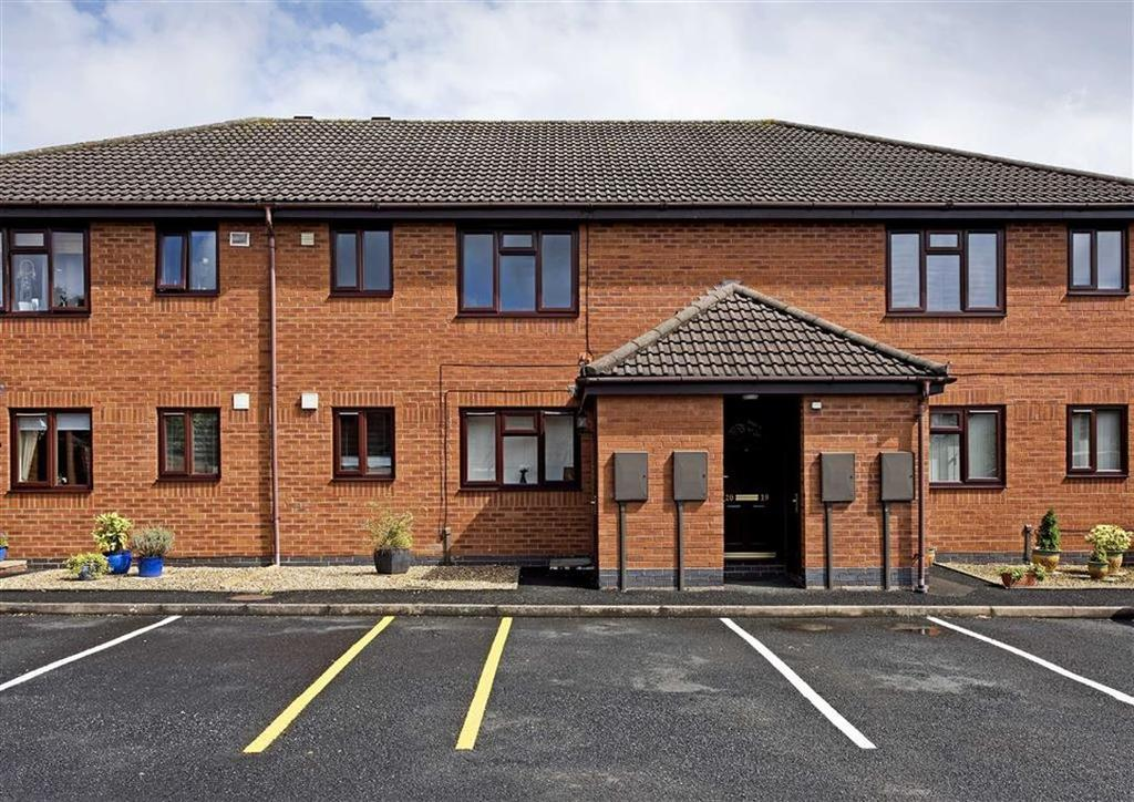 2 Bedrooms Apartment Flat for sale in 20, Bilbrook Court, Bilbrook Road, Wolverhampton, South Staffordshire, WV8