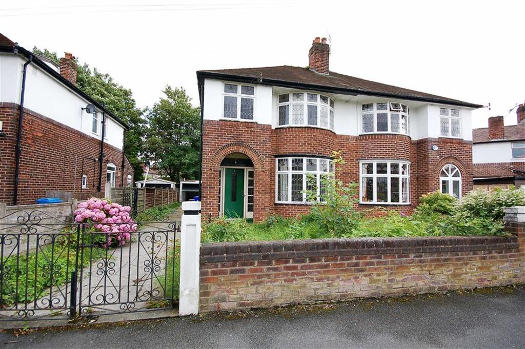 3 Bedrooms Semi Detached House for sale in Mardale Avenue, Didsbury, Manchester, M20