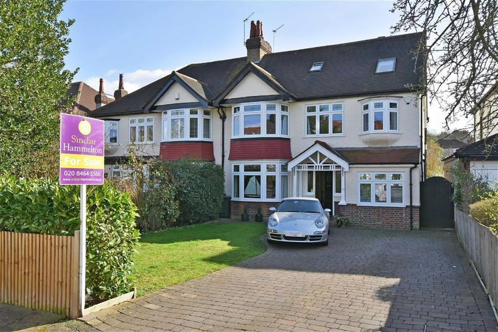 6 Bedrooms Semi Detached House for sale in Cumberland Road, Bromley, Kent