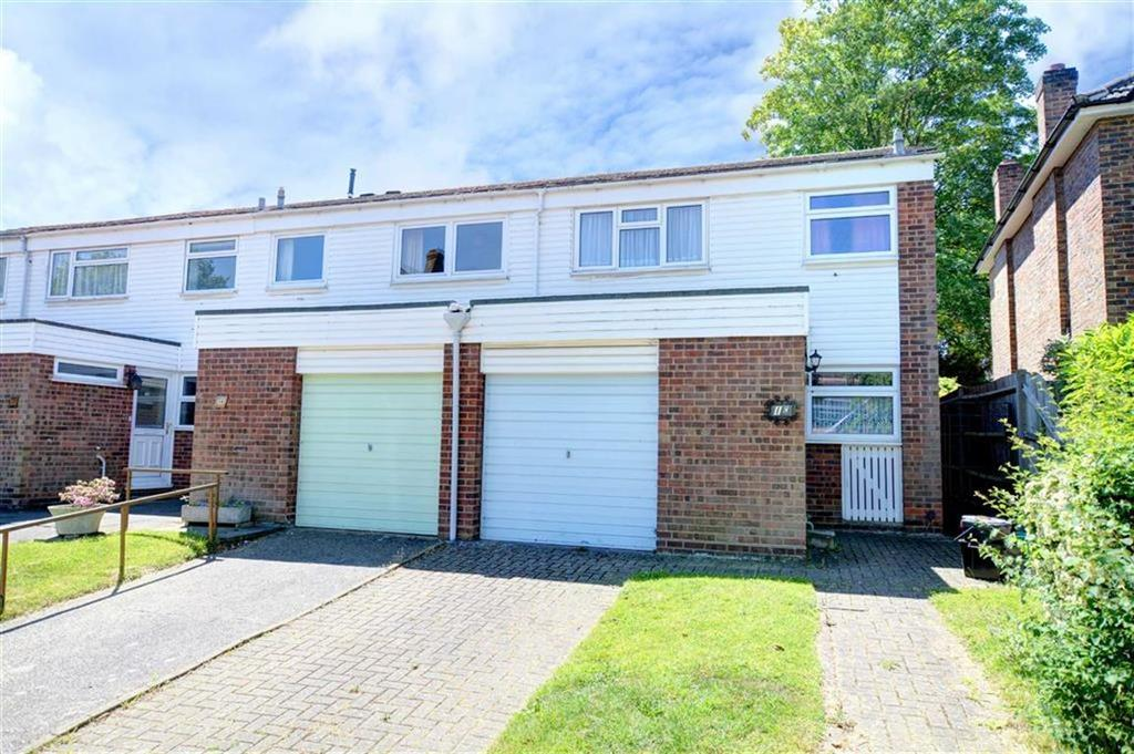 3 Bedrooms End Of Terrace House for sale in Bromley Grove, Shortlands, Kent
