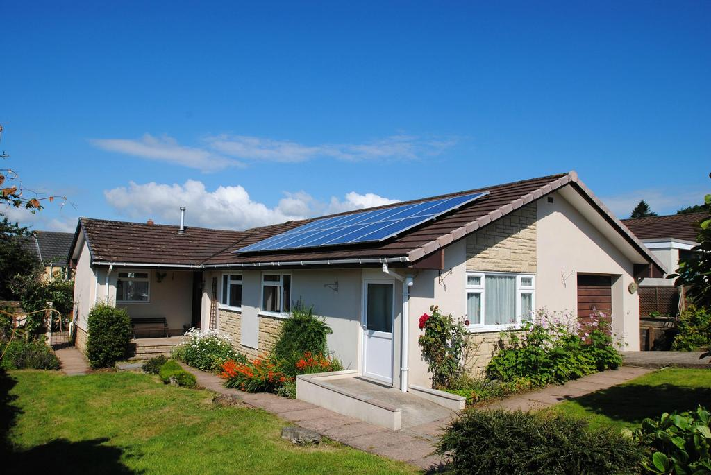 3 Bedrooms Detached Bungalow for sale in Jury Park, South Molton