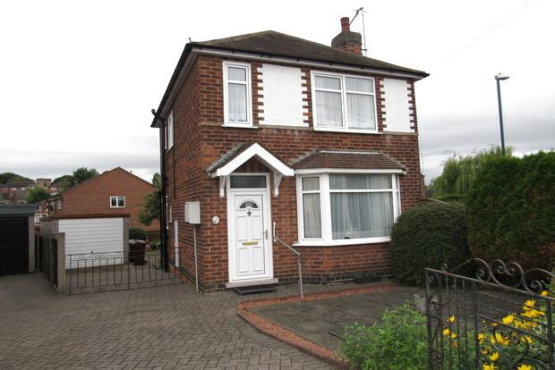 3 Bedrooms Detached House for sale in Stancliffe Avenue, Bulwell, Nottingham, NG6