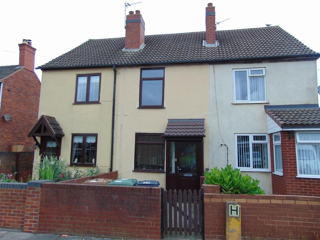 2 Bedrooms Terraced House for sale in Beechtree Road, Walsall Wood