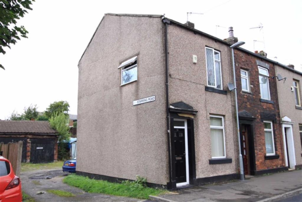 2 Bedrooms End Of Terrace House for sale in 12, James Street, Littleborough, Lancs, OL15