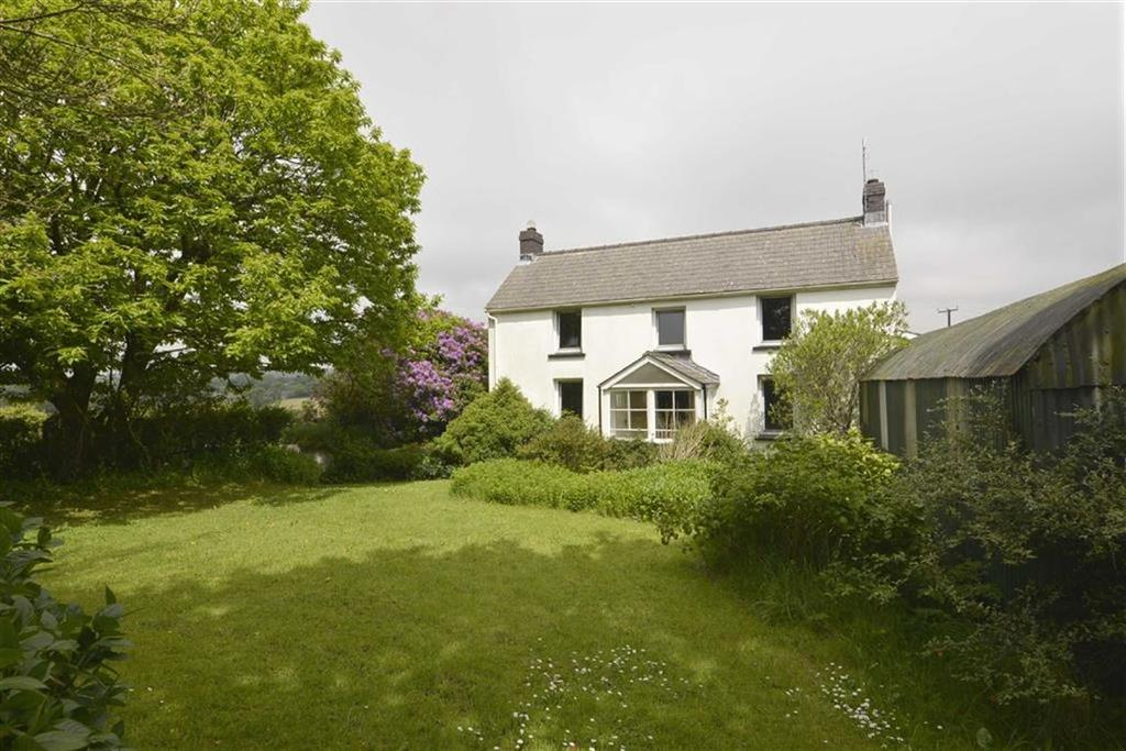 4 Bedrooms House for sale in Mount Pleasant Farm, Penfordd, Clynderwen, SA66