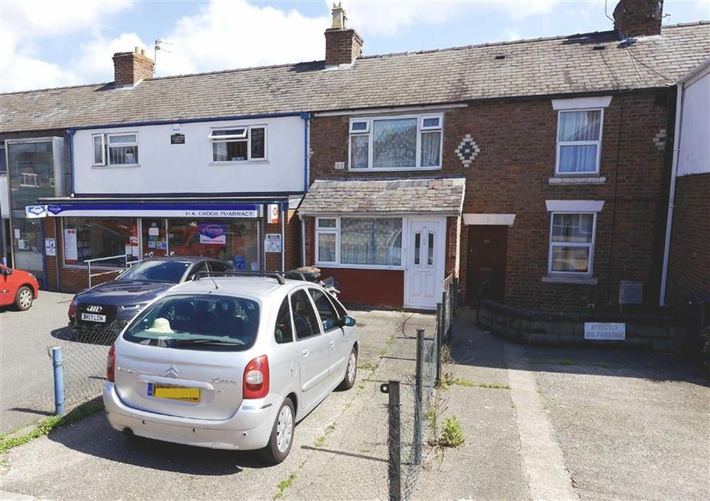 2 Bedrooms Terraced House for sale in Chester Road East, Shotton, Deeside, Flintshire