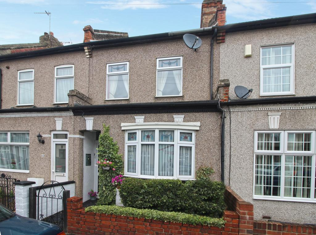 3 Bedrooms Terraced House for sale in Northumberland Park Erith DA8