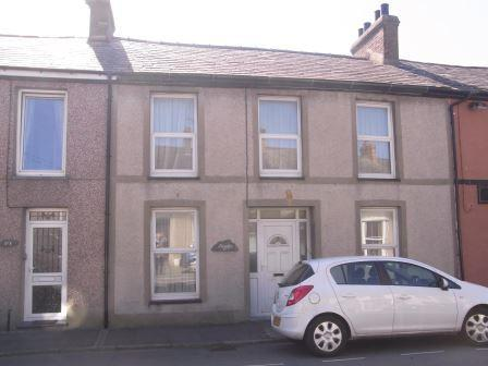 4 Bedrooms Terraced House for sale in 17 New Street, Porthmadog LL49