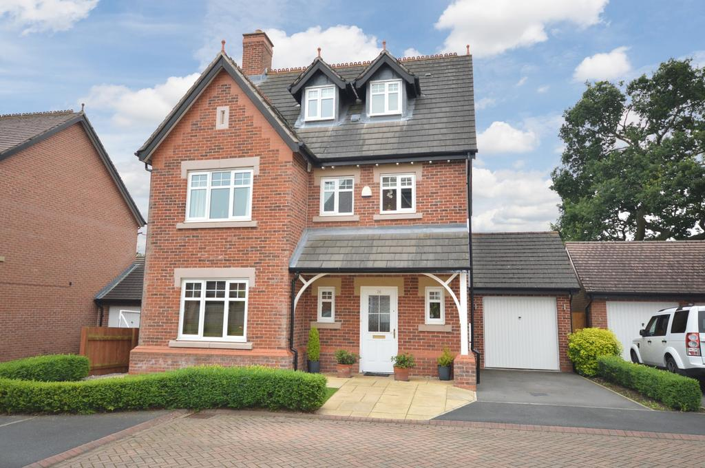 4 Bedrooms Detached House for sale in Wellcroft Gardens, Lymm